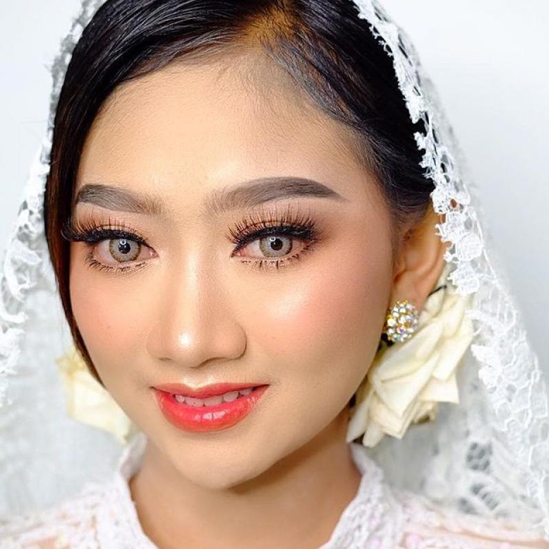 Akad Kori💞 #Alhamdulillah #makeup @kikyrahmadini.makeup #weddingattire @kyra_weddinggallery